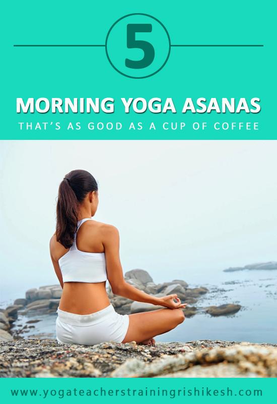 5 Easy Morning Yoga Asanas