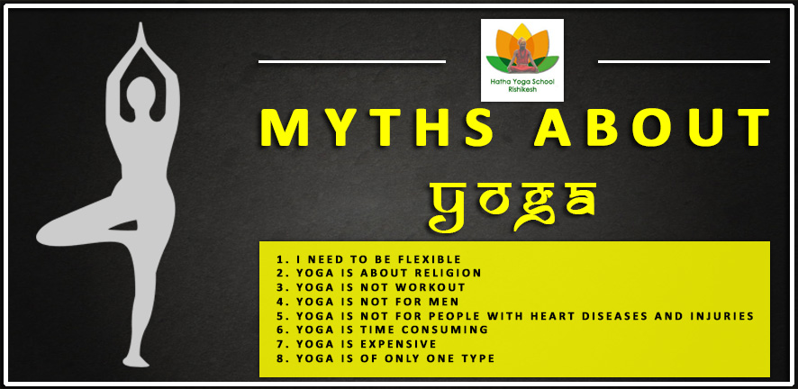 Myths-about-yoga